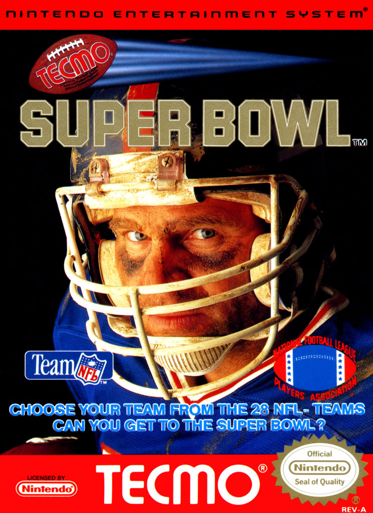 Super Tecmo Bowl Raleigh Competition